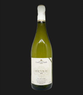 Vouvray Doux 2015